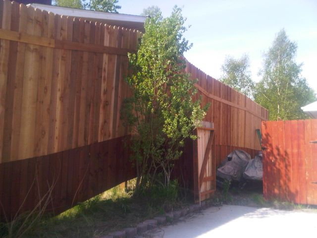 Prefab Metal Fence Panels | Metal Fence Panels